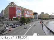 Москва праздничная (2010 год). Редакционное фото, фотограф Дмитрий Неумоин / Фотобанк Лори