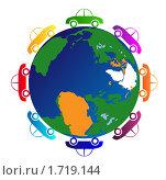 Купить «Мир автомобилей», иллюстрация № 1719144 (c) Алексей Судариков / Фотобанк Лори