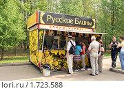 Купить «Блины - народу!», эксклюзивное фото № 1723588, снято 9 мая 2010 г. (c) Щеголева Ольга / Фотобанк Лори