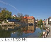 Бамберг (2010 год). Стоковое фото, фотограф Николаева Елена Сергеевна / Фотобанк Лори