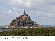 Купить «Франция. Мон Сан Мишель (Mont Saint-Michel)», эксклюзивное фото № 1730976, снято 5 мая 2010 г. (c) Александр Алексеев / Фотобанк Лори