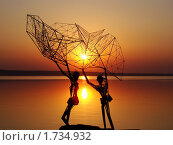 Купить «Поймать утреннее солнце», эксклюзивное фото № 1734932, снято 14 мая 2010 г. (c) Сергей Цепек / Фотобанк Лори