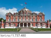 Купить «Петровский путевой дворец. Москва», фото № 1737480, снято 29 мая 2010 г. (c) Екатерина Овсянникова / Фотобанк Лори