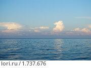 Купить «Море», фото № 1737676, снято 25 марта 2019 г. (c) Сергей Павлов / Фотобанк Лори