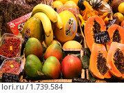 Экзотические фрукты (2009 год). Редакционное фото, фотограф Ирина Королева / Фотобанк Лори