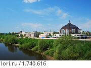 Новый Тульский музей оружия (2010 год). Редакционное фото, фотограф Константин Попов / Фотобанк Лори