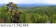 Купить «Уральские горы», фото № 1742884, снято 23 мая 2010 г. (c) BoLinar / Фотобанк Лори