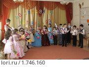 Купить «Выпускной в детском саду. г.Балашиха.», эксклюзивное фото № 1746160, снято 21 мая 2010 г. (c) Дмитрий Неумоин / Фотобанк Лори