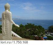 Хуа - Хин .Вид с горы Khao Takiab . (2009 год). Стоковое фото, фотограф Сергей Тарасов / Фотобанк Лори