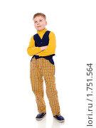 Купить «Мальчик», фото № 1751564, снято 2 февраля 2010 г. (c) Ольга Сапегина / Фотобанк Лори