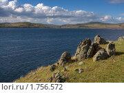 Купить «Озеро Узункуль», фото № 1756572, снято 15 мая 2008 г. (c) Рамиль Юсупов / Фотобанк Лори