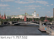Москва. Стоковое фото, фотограф Аврам / Фотобанк Лори