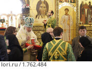 Купить «Посещение Святейшим Патриархом Кириллом Казанской Свято-Амвросиевской пустыни в Шамордино 26 мая 2010 г», эксклюзивное фото № 1762484, снято 26 мая 2010 г. (c) Дмитрий Неумоин / Фотобанк Лори