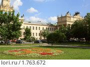 Купить «Московский ипподром», эксклюзивное фото № 1763672, снято 3 июня 2010 г. (c) Тамара Заводскова / Фотобанк Лори
