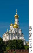 Купить «Москва. Кремль, Храм», фото № 1765720, снято 6 июня 2010 г. (c) Пантюшин Руслан / Фотобанк Лори