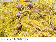 Рыболовные снасти. Стоковое фото, фотограф Sergii Korshun / Фотобанк Лори