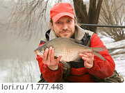 Купить «Зимняя рыбалка», фото № 1777448, снято 21 марта 2010 г. (c) Наталия Евмененко / Фотобанк Лори