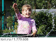 Купить «Детская забава», фото № 1779608, снято 7 июня 2010 г. (c) Андрей Соловьев / Фотобанк Лори