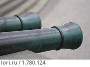 Купить «Артиллерийские орудия», фото № 1780124, снято 13 июня 2010 г. (c) Дмитрий Грушин / Фотобанк Лори