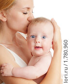 Купить «Мама с младенцем», фото № 1780960, снято 14 июня 2010 г. (c) Гладских Татьяна / Фотобанк Лори