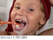 Купить «Обязательная гигиена», фото № 1781084, снято 17 июня 2010 г. (c) Goruppa / Фотобанк Лори