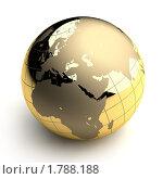 Купить «Золотой земной шар», иллюстрация № 1788188 (c) Антон Балаж / Фотобанк Лори