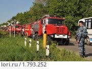 Купить «Пожарная колонна», эксклюзивное фото № 1793252, снято 10 июня 2010 г. (c) Free Wind / Фотобанк Лори