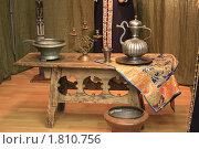 Старинная посуда (2010 год). Редакционное фото, фотограф Василий Кореньков / Фотобанк Лори