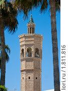 Купить «Мечеть. Махдиа. Тунис.», фото № 1811816, снято 5 мая 2010 г. (c) Руслан Керимов / Фотобанк Лори