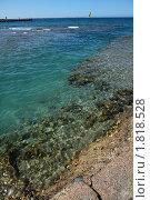 Купить «Морской пейзаж, Красное море», фото № 1818528, снято 3 мая 2010 г. (c) Бельская (Ненько) Анастасия / Фотобанк Лори