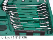 Купить «Набор ключей», фото № 1818796, снято 7 июня 2010 г. (c) Александр Подшивалов / Фотобанк Лори