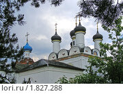 Купить «Храм Покрова Пресвятой Богородицы в Братцево. Москва», эксклюзивное фото № 1827288, снято 23 мая 2010 г. (c) lana1501 / Фотобанк Лори