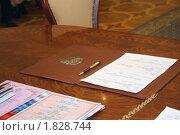 Регистрация брака, эксклюзивное фото № 1828744, снято 19 марта 2010 г. (c) Инна Козырина (Трепоухова) / Фотобанк Лори