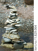 Купить «Каменный замок. Поделка.», фото № 1829064, снято 28 июня 2010 г. (c) Самофалов Владимир Иванович / Фотобанк Лори