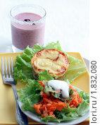 Купить «Легкий обед или ужин», фото № 1832080, снято 9 июля 2010 г. (c) Корчагина Полина / Фотобанк Лори