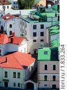 Купить «Крыши», фото № 1833264, снято 10 июля 2010 г. (c) Александр Перченок / Фотобанк Лори