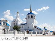 Купить «Одигитриевский кафедральный собор. Улан-Удэ», фото № 1846240, снято 18 июля 2010 г. (c) Анна Зеленская / Фотобанк Лори