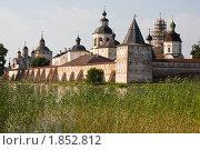 Купить «Кирилло-Белозерский монастырь. Вид с Сиверского озера», фото № 1852812, снято 16 июля 2010 г. (c) Igor Lijashkov / Фотобанк Лори