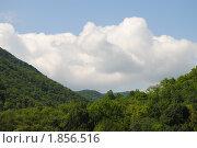 Облака над горами. Стоковое фото, фотограф Иванова Ксения / Фотобанк Лори