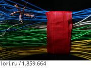 Провода. Стоковое фото, фотограф Дубровина Елена / Фотобанк Лори