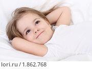 Купить «Портрет маленькой девочки», фото № 1862768, снято 25 июля 2010 г. (c) Дарья Петренко / Фотобанк Лори