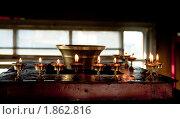 Купить «Лампадный домик», фото № 1862816, снято 10 мая 2010 г. (c) Сурикова Ирина / Фотобанк Лори