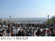 Вид Парижа (2010 год). Редакционное фото, фотограф Ольга Нигаматулина / Фотобанк Лори