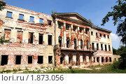 Купить «Усадьба Гребнево», фото № 1873056, снято 30 июля 2010 г. (c) Игорь Жильчиков / Фотобанк Лори