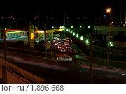 Краснодар. АЗС Роснефть (2010 год). Редакционное фото, фотограф Анатолий Дорохин / Фотобанк Лори