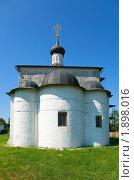 Купить «Церковь Бориса и Глеба (Кидекша)», фото № 1898016, снято 11 июля 2010 г. (c) Яков Филимонов / Фотобанк Лори