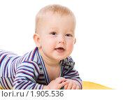 Купить «Ребенок», фото № 1905536, снято 29 сентября 2009 г. (c) Ольга Сапегина / Фотобанк Лори