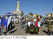 Кострома, день города (2010 год). Редакционное фото, фотограф Смирнов Денис / Фотобанк Лори