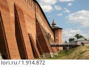 Купить «Коломенский Кремль», фото № 1914872, снято 5 июля 2010 г. (c) Вадим Морозов / Фотобанк Лори