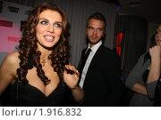 Анна Седокова, Максим Шевченко (2010 год). Редакционное фото, фотограф Вадим Тараканов / Фотобанк Лори